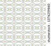 seamless vector pattern in... | Shutterstock .eps vector #1376259860