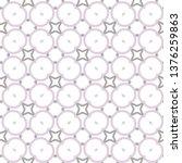 seamless vector pattern in... | Shutterstock .eps vector #1376259863