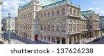 the vienna state opera | Shutterstock . vector #137626238