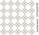 seamless vector pattern.... | Shutterstock .eps vector #1376263700