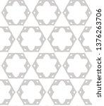 seamless vector pattern.... | Shutterstock .eps vector #1376263706