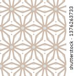seamless vector pattern.... | Shutterstock .eps vector #1376263733