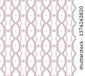 seamless vector pattern.... | Shutterstock .eps vector #1376263820