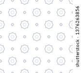 seamless vector pattern.... | Shutterstock .eps vector #1376263856