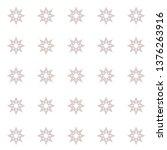 seamless vector pattern.... | Shutterstock .eps vector #1376263916