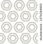 seamless vector pattern.... | Shutterstock .eps vector #1376264003