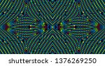 color seamless pattern with... | Shutterstock .eps vector #1376269250
