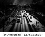 busteni city mood .street... | Shutterstock . vector #1376331593