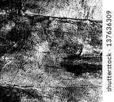 grunge textures. background.... | Shutterstock .eps vector #137636309