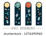 vector set of bookmarks for...