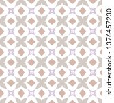 seamless vector pattern in... | Shutterstock .eps vector #1376457230