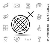 women's day  gender  earth icon....