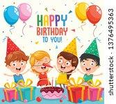 vector illustration for... | Shutterstock .eps vector #1376495363