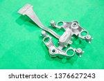 motocycle crown handle... | Shutterstock . vector #1376627243