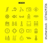 beach line icon for web  print...