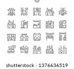 european neighbours day well... | Shutterstock .eps vector #1376636519