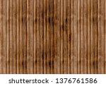 the dark brown wood texture... | Shutterstock . vector #1376761586
