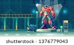 Battle Robot Transformer In...