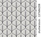 seamless pattern. persian... | Shutterstock .eps vector #137686208