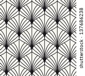 seamless pattern. persian... | Shutterstock .eps vector #137686238