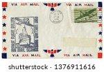 duluth  minnesota  the usa   16 ... | Shutterstock . vector #1376911616
