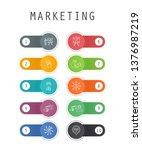 marketing trendy ui template...