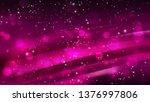abstract cool pink defocused...   Shutterstock .eps vector #1376997806