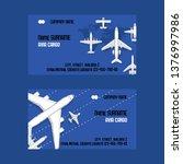 plane vector traveling on...   Shutterstock .eps vector #1376997986