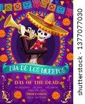 Dia De Los Muertos Mexican...