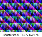beautiful trendy abstract... | Shutterstock . vector #1377160676