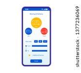 transport booking smartphone...