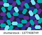 abstract background with... | Shutterstock . vector #1377408749
