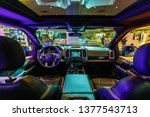 new york  ny   usa   04 17 2019 ...   Shutterstock . vector #1377543713