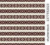 ethnic  tribal seamless surface ...   Shutterstock .eps vector #1377552023