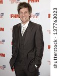 Small photo of Chris Ramsey arriving for the FHM 100 Sexiest Women in the World 2013 party at the Sanderson Hotel, London. 01/05/2013