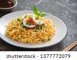 Dry Instant Noodle   Asian...