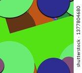 flat material design   creative ...   Shutterstock .eps vector #1377804680
