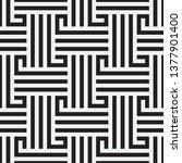vector seamless pattern.... | Shutterstock .eps vector #1377901400