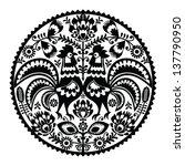 animal,art,black,card,celebration,chicken,cock,cockerel,culture,cutout,decoration,decorative,design,easter,embroidery