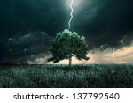 Storm Of Thunder And Lighting...