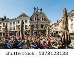 breda  north brabant  the... | Shutterstock . vector #1378123133