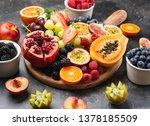 Delicious Fruit Platter...
