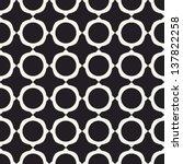 seamless geometric pattern... | Shutterstock .eps vector #137822258