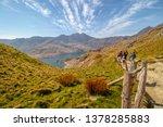 21 04 2019 Snowdonia   Wales Uk....
