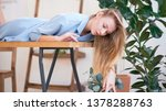 soft studio portrait of a...   Shutterstock . vector #1378288763