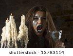 mask | Shutterstock . vector #13783114