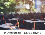 Group Of Graduates During...