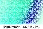 geometric pattern with pastel... | Shutterstock .eps vector #1378459493