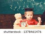 elementary education concept.... | Shutterstock . vector #1378461476