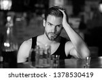 dependence or addiction.... | Shutterstock . vector #1378530419